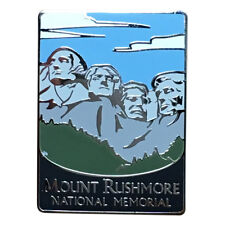Mount Rushmore National Memorial Pin - Official Traveler Series - South Dakota