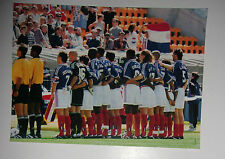 RARE PHOTO COUPE DU MONDE FRANCE 98 ///////// 15 X 21