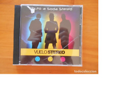 CD TRIBUTO A SODA STEREO - VUELO STEREO (DO)