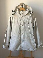 Vintage Armani Collezioni Beige Mens Jacket Coat Trench Size 48 ( M )