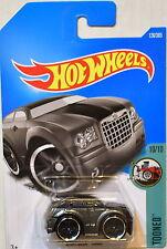 Hot Wheels 2017 Tooned Chrysler 300C #10/10 Gray