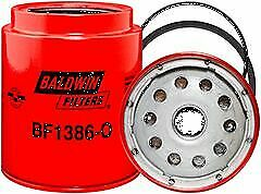 Baldwin BF1386-O Fuel Water Separator Filter For Select 06-18 Mack Volvo Models