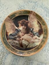 Bradford Exchange 4th Issue Heaven Sent plate 341A Infinite Love 1999 8� Plate
