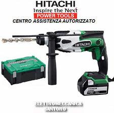 TASSELLATORE A BATTERIA LITIO DH18DSL Ah 5 2 MODALITA' ATTACCO SDS PLUS HITACHI