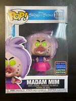 Funko POP Disney Sword in the Stone Madam Mim #1037 Wondercon Exclusive