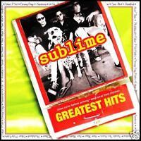 SUBLIME - GREATEST HITS CD Album w/VIDEOS ~ 90's PUNK ROCK *NEW*