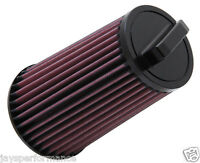 KN AIR FILTER (E-2985) REPLACEMENT HIGH FLOW FILTRATION