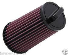 KN Filtre à air (E-2985) remplacement haut débit de filtration