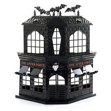 YANKEE CANDLE GOTHIC LARGE HAUNTED MANSION AFTER PARTY HOUSE TEA LIGHT HOLDER