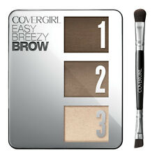 Covergirl Easy Breezy Brow Brow Powder Kit #705 Rich Brown