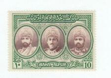 BAHAWALPUR # 15 VF-MNH CAT VALUE $45+