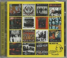 RETCH RECORDS - THE BEST OF... (still sealed cd) - STEP CD 148