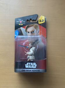 Star Wars Disney Infinity 3.0 Obi-Wan Kenobi Character Figure xBox One PS4 Wii