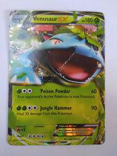 Pokemon Karte Venusaur EX 1/146 XY Basic Set