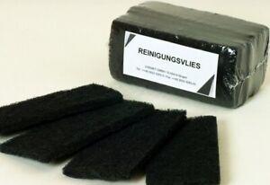 Reinigungsvlies metallfrei für Kupferrohr und Fittinge 1 Pack =10 Stück