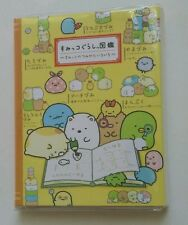 San-x Mini Memo Fold Out Book Stationery Kawaii  Sumikko gurashi Stationery A