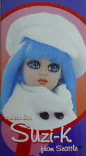 * WOW! JAN MCLEAN LOLLIPOP GIRLS DOLL * SUZI-K FROM SEATTLE * NEW IN BOX *