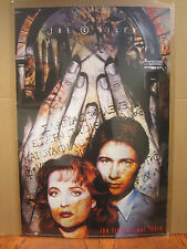 The X files the truth is out there Vintage TV series Poster 1996  4826