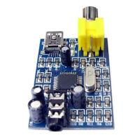 PCM2707 USB DAC Sound Card Module Mini USB 2 CH +S/PDIF Port Sound Card Board