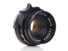 Leica Summicron - M 1:2 /35mm schwarz