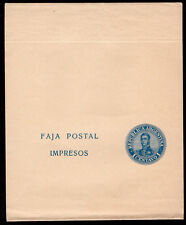 008 Argentina Ps Stationery Wrapper Unused