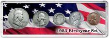 Birth Year Coin Gift Set, 1953
