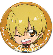 **License** Magi the Labyrinth of Magic SD Alibaba 1.25'' Button #16087