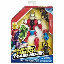 Marvel Super Hero Mashers Ant-Man Figure By Hasbro For Ages 4+