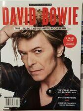 David Bowieâ—�C2021â—�Tribute To Ultimate Rock Starâ—�Magazineâ—�Newâ—�O op
