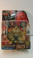 Jakks Pacific WWF Maximum Sweat 2 B.A. Billy Gunn Action Figure 1999  t803