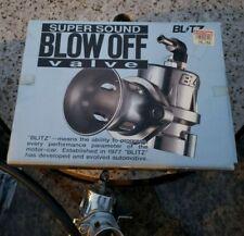Blitz Subaru Legacy Super Sound BOV Blow Off Valve JDM RARE Bg5