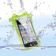 WP-i10 Unterwassertasche für MP3-Player Handy und iPhone 3G/4/4S & iPod - grün