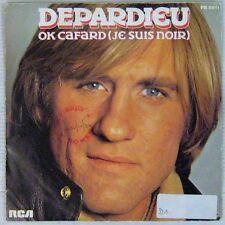 Gérard Depardieu 45 Tours 1980