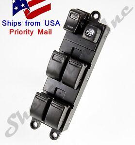 SM1733 Master Electric Power Window Switch for Nissan/Subaru/Infiniti