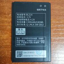 Bl214 1300mAh Battery For Lenovo A218T A269I A305E A300T A360E Phone Warranty