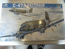 Trumpeter 02828 C-47A 'Skytrain' 1:48 kit Unstarted