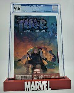 Thor God of Thunder #2 2013 CGC 9.6 1st appearance of Gorr the god butcher Comic