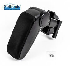 Seitronic Center armrest for Peugeot 307 - SW in Textile Black - Peugeot 307