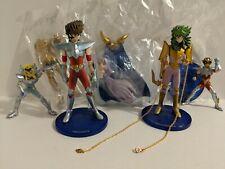 New / Used Saint Seiya Figure Lot - Agalma, Pegasus, Aries, Andromeda
