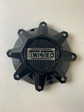 Twisted Wheels C430L213S C430L213S-B Gloss Black Wheel Center Cap
