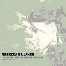 Rebecca St. James - If I Had One Chance To Tell You Something (CD + DVD 2005)