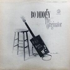 "Bo Diddley: The Originator-1966 Checker First Pressing Stereo 12"" Record"