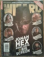 WIZARD COMICS MAGAZINE #226 July 2010 Sealed, Jonah Hex cover
