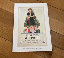 American Girls Collection Molly'S Surprise A Christmas Story Book 3