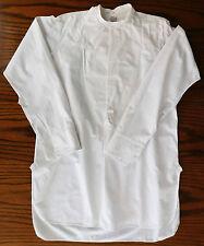 Mens vintage dress shirt 1920s 1930s collar size 15 Thorne pre-war formal wear