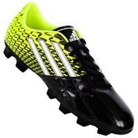 Adidas Mens Black Yellow Neoride TRX FG Football Boots