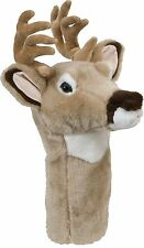 Deer Golf Animal Headcover Driver Head Cover Daphnes Golf Club Cover