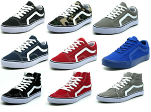 New Women's Classic Lace Up Shoes Casual Comfort Walking Athletic Sneaker
