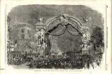 1855 Prince Napoleon President Imperial Commission Paris Exhibition