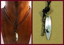 Modeschmuck-Halsketten & -Anhänger aus Gemischte Metallen mit Perlmutt